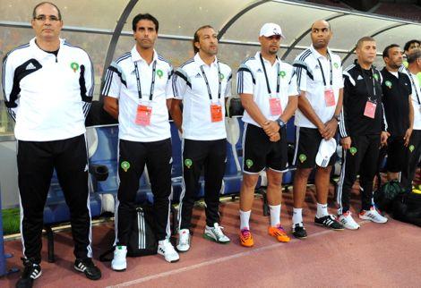 الزاكي: أشعر بالإحباط بعد قرار الـ CAF إقصاء المنتخب من الـ CAN