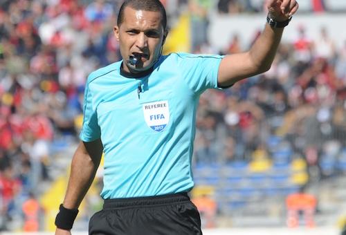 جيد حكما لمباراة الإسماعيلي والكويت الكويتي في كأس العرب
