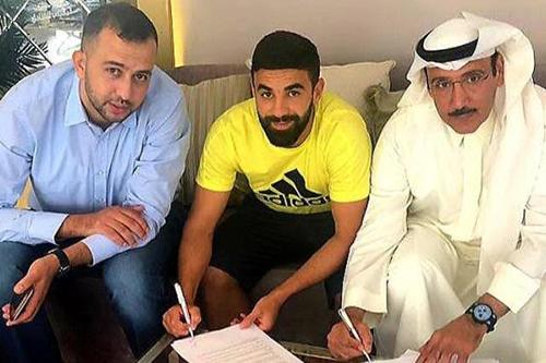 محمد فوزير ينتقل رسميا إلى فريقه الجديد