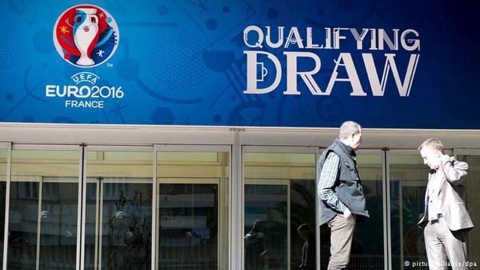 رئيس فرنسا يطلق شارة بدء استعدادا أمم أوروبا 2016