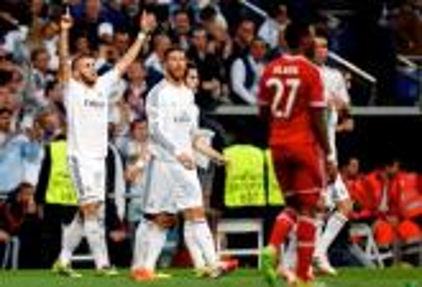 رِيال مدريد يهزم البايرن بهدف بنزيمة ويضع قدما في النهائي