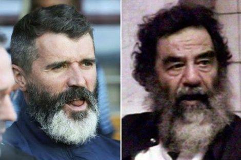 صدام حسين يُشعل خلافا بين لاعبين سابقين بالدوري الإنجليزي