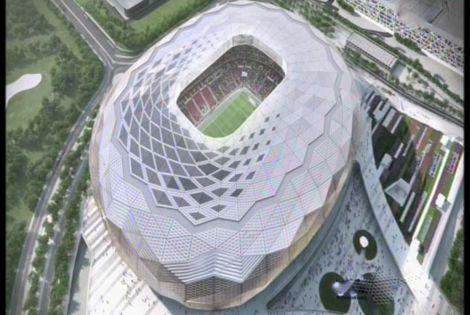 قطر تكشف عن تصميم رابع ملاعب مونديال 2022