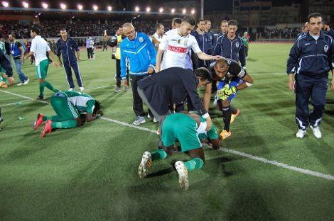 كبار فرق إفريقيا يخرجون من عصبة الأبطال للتنافس على كأس الـ CAF