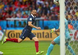 بنزيمة: سعيد للتهديف للمرة الأولى في كأس العالم