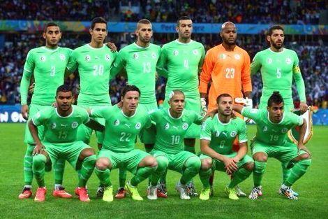 لاعبو الجزائر يتبرعون بـ 9 ملايين يورو لسكان غزة