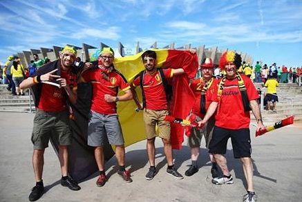 وفاة مشجع بلجيكي خلال الاحتفالات بالفوز على الجزائر