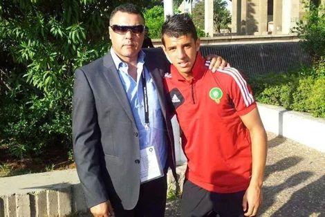 محمد الجعيدي: فخور بأبنائي وأتمنى ارتدائهم القميص الوطني