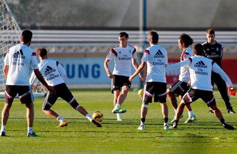 ريال مدريد يستعيد كافة لاعبيه الدوليين