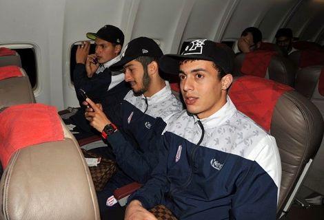 طائرة لنقل لاعبي المغرب التطواني للحسيمة