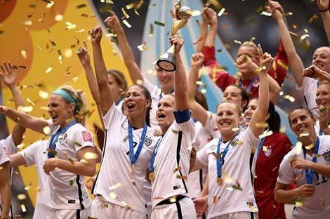 ثلاثية لويد تمنح المنتخب الأمريكي لقب كأس العالم للسيدات