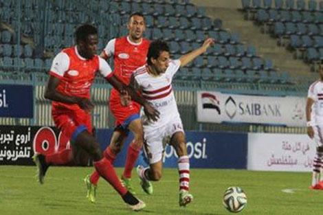 """الفتح يعود بتعادل """"منصف"""" أمام الزمالك المصري بكأس الـ CAF"""