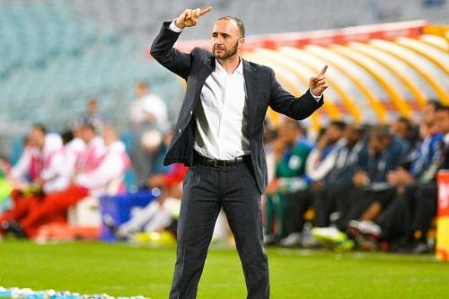 مُدرب منتخب الجزائر يحذّر من استِضافة مصر لكأس إفريقيا للأمم 2019