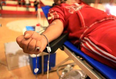 """تحت شعار """"تبرّع بالدم، أنقِذ حياة"""".. الوينرز تتألّق بعَمل إنساني"""