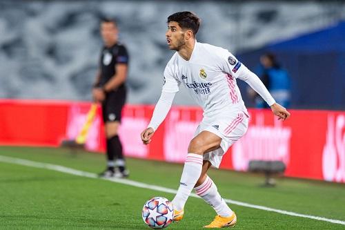 ماركو أسينسيو لاعب ريال مدريد: كان بإمكاني اللعب لصفوف برشلونة