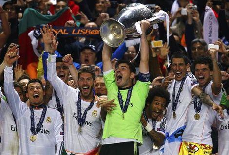 ريال مدريد يحقق 38.5 مليون يورو أرباحا صافية