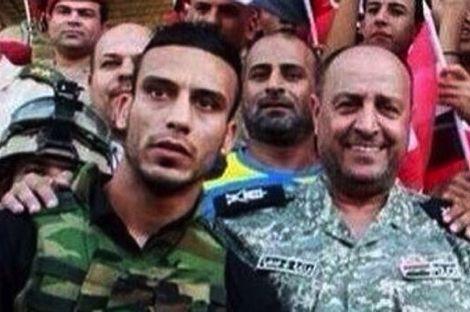 """علي عدنان.. من لاعب محترف بتركيا إلى حامل للسلاح ضد """"داعش"""""""