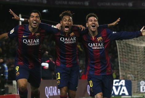 برشلونة يفوز على الأتليتيكو