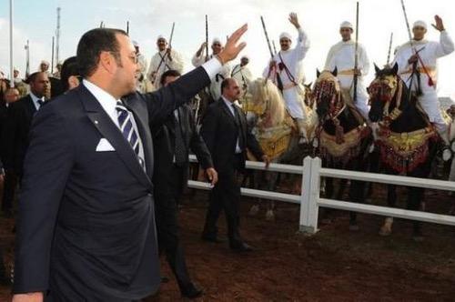 """الاتحاد الدولي للفروسية يتوج الملك كـ""""أفضل مالك للخيول"""""""