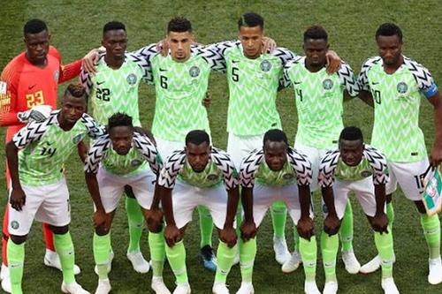 نيجيريا تصل القاهرة للمشاركة في كأس أمم إفريقيا