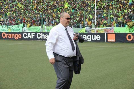 استقالة رئيس فريق وفاق سطيف الجزائري