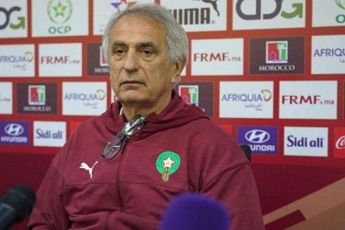 خاليلوزيتش يهنئ لاعبين مغاربة على تألقهم داخل دورياتهم في أوروبا