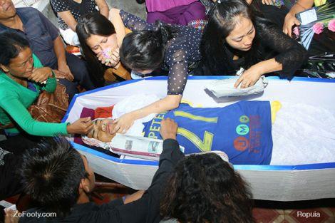 وفاة لاعب هندي قلّد كلوزة