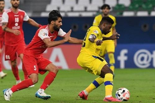النصر السعودي يلجأ إلى محكمة التحكيم الرياضي بشأن مواجهة برسبوليس