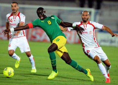 إلغاء مباراة تونس الودية أمام مالي قبل لكَان