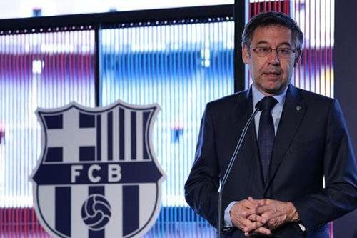 رئيس برشلونة بعد الفوز بالليغا: هدفنا هو حصد الثلاثية طبعا