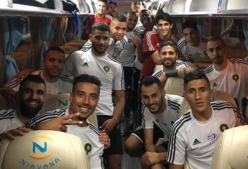 رونار يمنع الصحافة من التواصل مع اللاعبين في مطار ليبروفيل ويستدعي غراس لتعويض بوفال