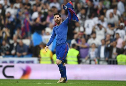 كيف كان طريق ميسي للوصول للهدف رقم 500 بمعقل ريال مدريد؟