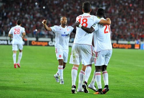الوداد يتصدر مجموعته في دوري أبطال إفريقيا بانتصار سهل أمام طوغو بور الطوغولي