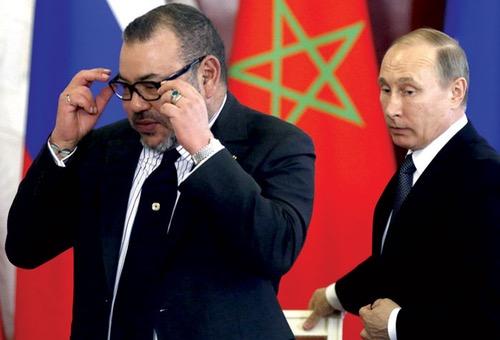 صُحف نهاية الأسبوع: فلاديمير بوتين يَدعم ملف المغرب لتنظيم كأس العالم 2026