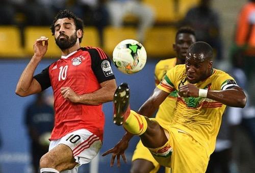 """التعادل السلبي يحسم مواجهة """"الفراعنة"""" ومالي في كأس الأمم الأفريقية"""