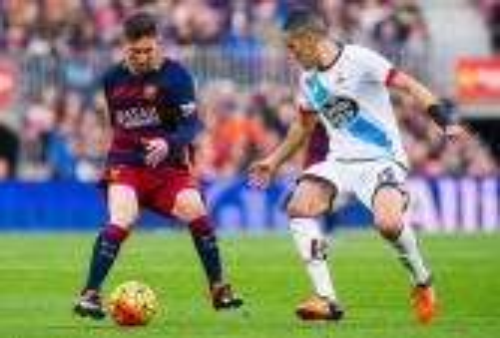 مُدرب لاكورونيا: لو تعادلنا في مباراة برشلونة لأرسلت فيصل فجر إلى المغرب !