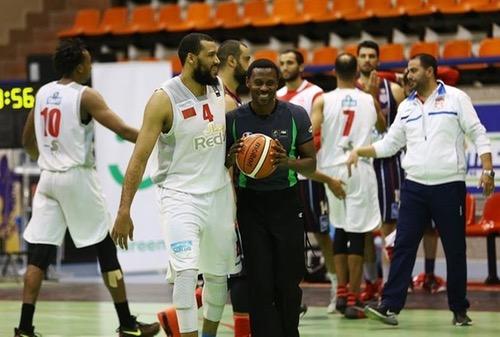قطار الجمعية السلاوية يقف في محطة نصف نهائي كأس إفريقيا لكرة السلة
