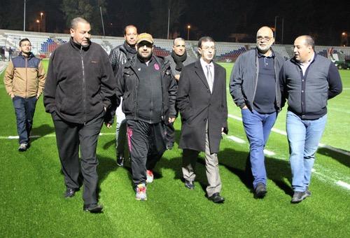 صُحف الخميس: الـ FIFA تُهدد المغرب التطواني بخصم نقاطه وإنزاله للقسم الثاني
