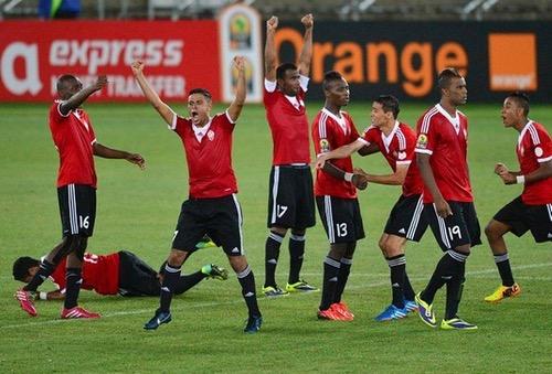 ليبيا تهزم الجزائر وتقترب من نهائيات كأس أمم أفريقيا للاعبين المحليين