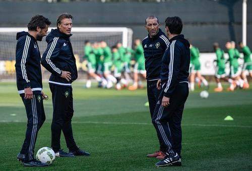 رونار يُعلن لائحة المنتخب لمونديال روسيا.. أعاد كارسيلا وبوحدوز وضم ثلاثة احتياطيين