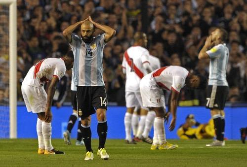 الأرجنتين تبحث عن وضع حد للعقم التهديفي قبل مباراة الإكوادور الحاسمة