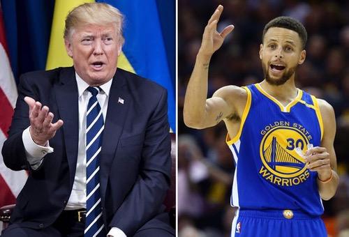 """تراشق عبر تدوينات على """"التويتر"""" بين ترامب ونجوم الـ NBA بعد رفضهم للاستقبال الرئاسي"""
