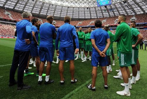 """""""الأسود"""" تتربص بالمنتخب البرتغالي لإحياء آمالها في التأهل للدور 16 من المونديال"""