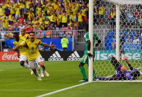كولومبيا تصعد لدور الـ16 ومعايير اللعب النظيف تطيح بالسنغال من كأس العالم