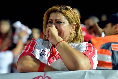 دموع إقصاء الفتح من الـCAF