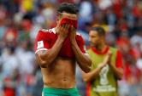 درار: التحكيم كان سيئا أمام البرتغال.. والمنتخب حزين لأجل الجمهور