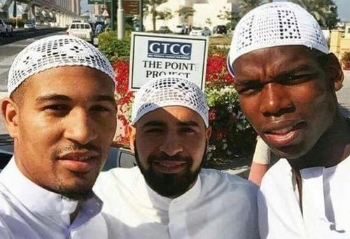 قصص لاعبين أجانب أعلنوا إسلامهم وآخرين واجهوا مشاكل داخل نواديهم