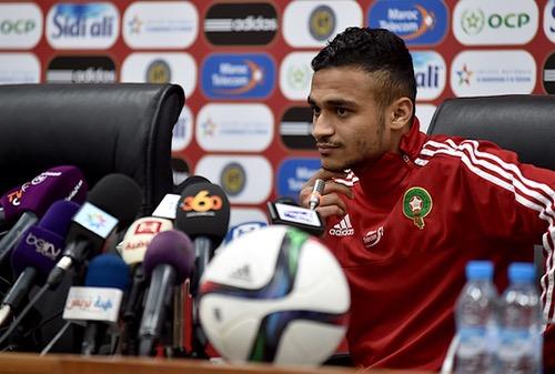 """لاعبو المنتخب: لن ندّخر جُهدا لهزم """"الفيلة"""" بمراكش وإدخال البهجة في نفوس المغاربة"""