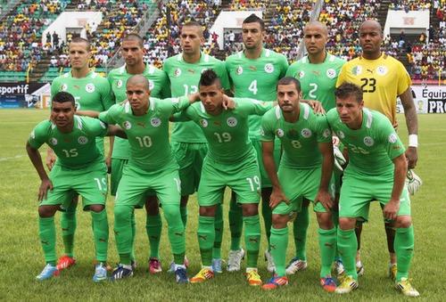 """""""نيجيريا تدّك المنتخب الجزائري بثلاثية وتحافظ على صدارة مجموعتها في تصفيات المونديال"""