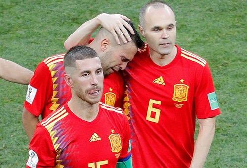 خمسة أسماء تبرز عقب وداع إسبانيا لكأس العالم 2018 بروسيا